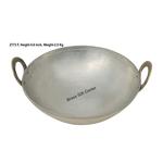 Brass Kadai With Kalai Work 3.5 liter - 12*12 Inch  (Z173 F)