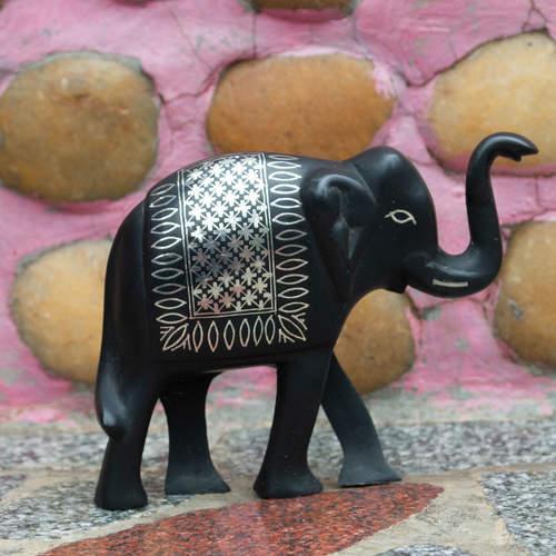 Elephant - Bidriware