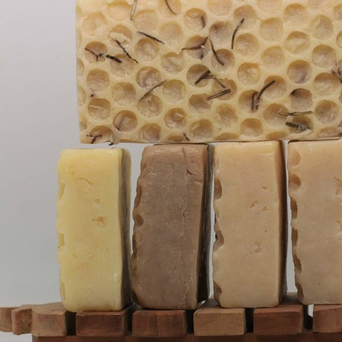 Lemongrass Beeswax Soap