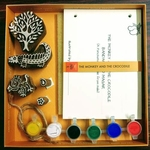Magar Aur Bandar Storybook Painting Kit