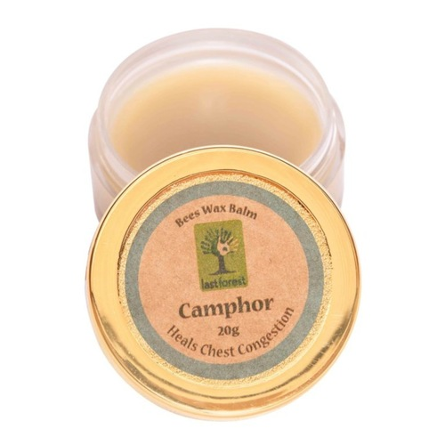 Camphor Beeswax Balm