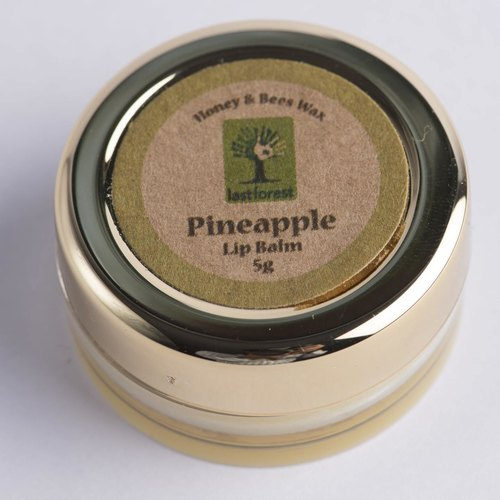 Pineapple Beeswax Lip Balm