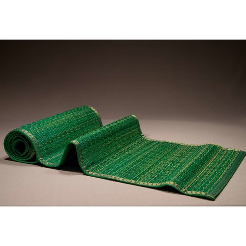 Emerald Green River Grass Runner