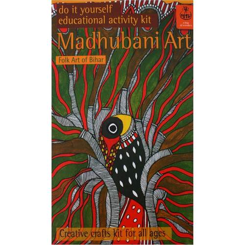 DIY Madhiubani Painting Kit