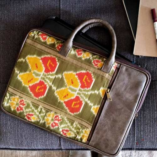 Dual Print Laptop Bag