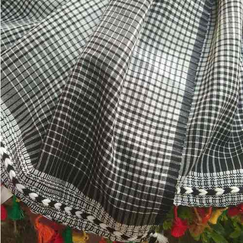 Kutch Calling - Checked Stole