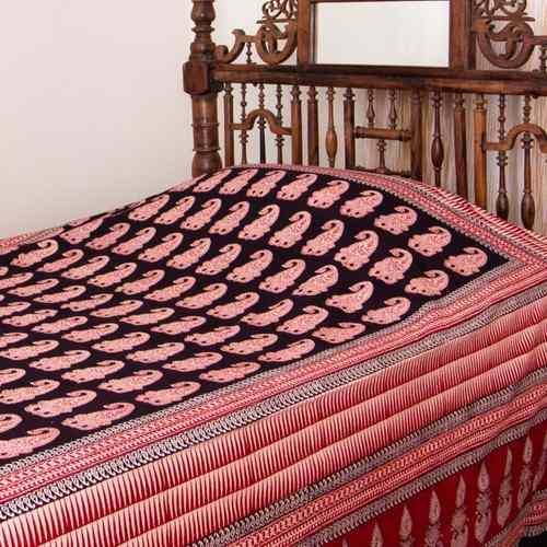 Bedspread - Bagh Print