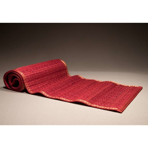 Deep Red River Grass Runner