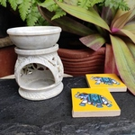 Diffuser - Stone Carved