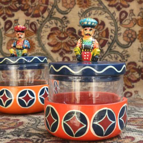 Tabla Tunak Pickle Jar