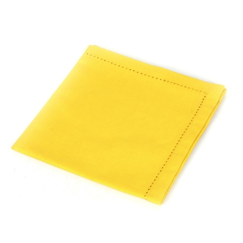 Canary Yellow Napkins