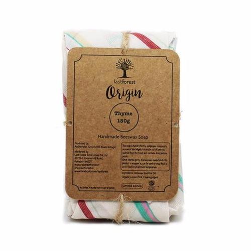 Thyme Beeswax Soap - Origin