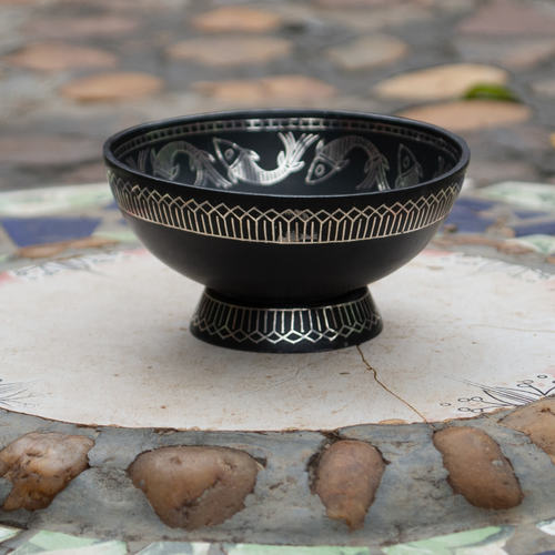 Bowl - Bidriware