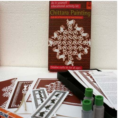 DIY Chittara Painting Kit