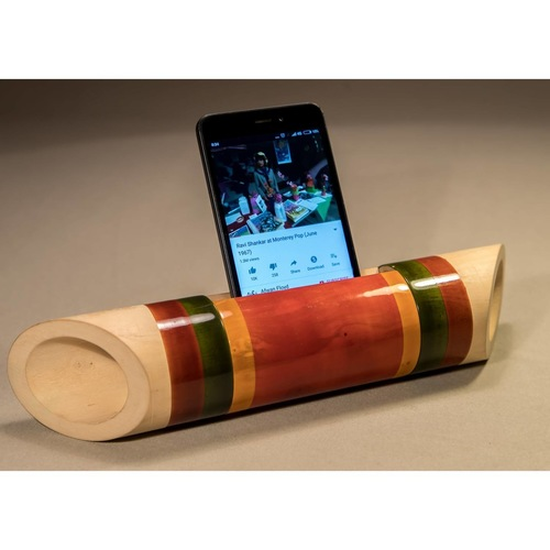Chennapatna Striped Mobile Speaker