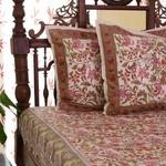 Violet Haze Bedsheet Set
