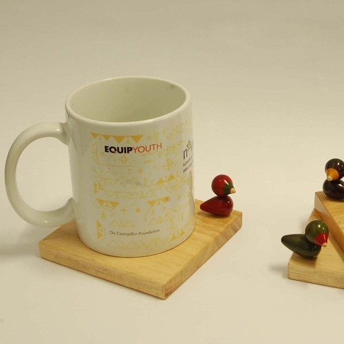 Bird Song Coaster - Set Of 4