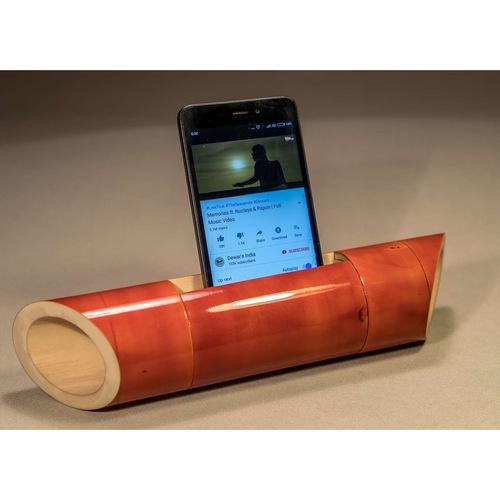 Rust Chennapatna Mobile Speaker