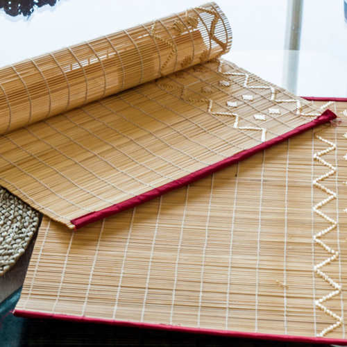 Cane Table Mats