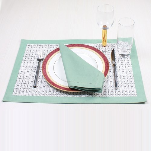 Mint Table Mats
