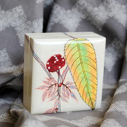 Wild Flower Pink Box