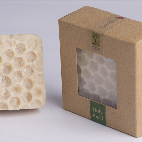 Basil Beeswax Soap