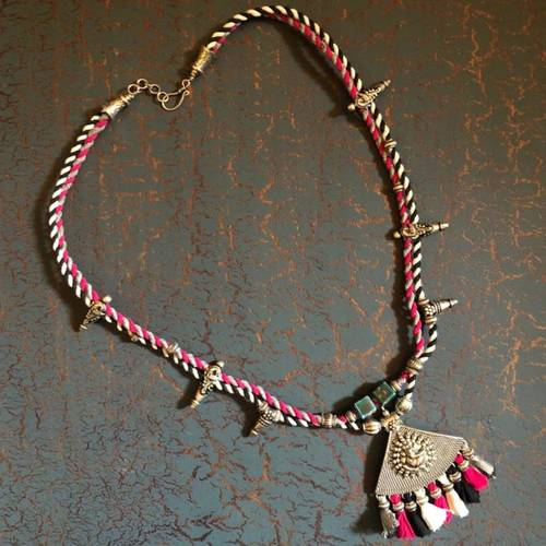 Tribal Tryst Necklace