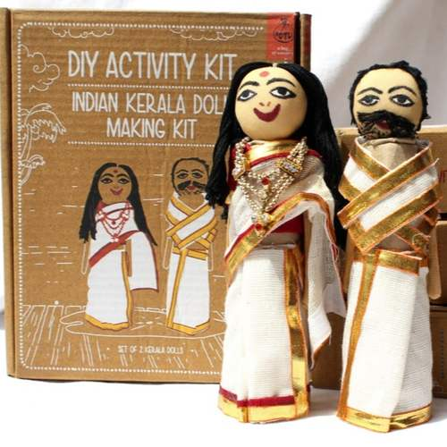 Kerala Doll Making Kit