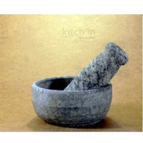 Mortar & Pestle Small - Stone