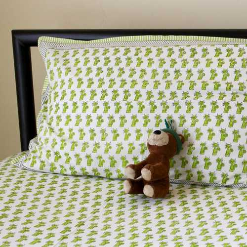Cat Naps Kids Bedsheet Set