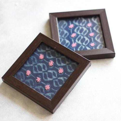 Hint O' Pink - Coasters