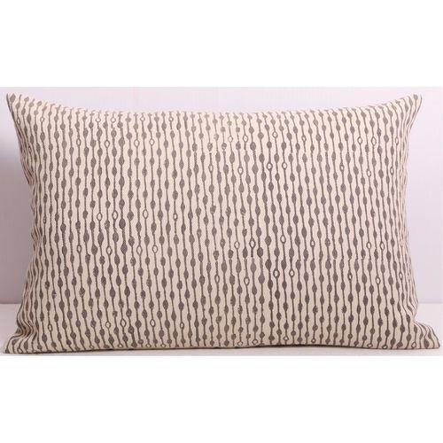 Grey Diamond - Rectangular Cushion Cover