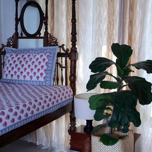 Pretty in Pink - Single Bed Sheet