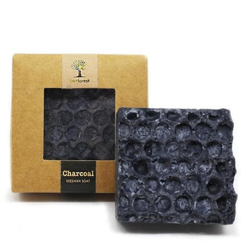 Charcoal Beeswax Soap