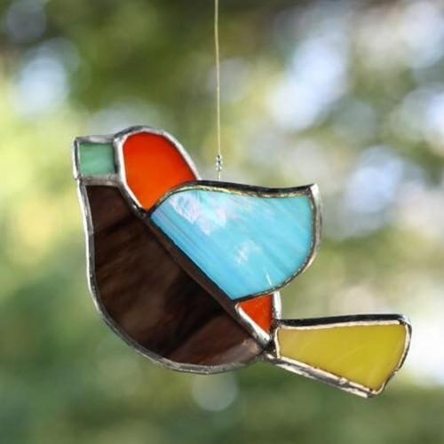 Brown Sun-Catcher Birdie