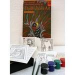 DIY Madhiubani Painting Kit