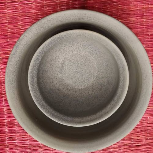 Serving Bowl Set - Grey