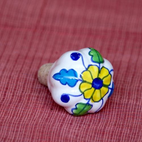 Ceramic Bottle Stopper