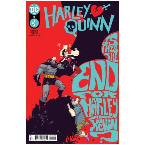 HARLEY QUINN #5 CVR A RILEY ROSSMO