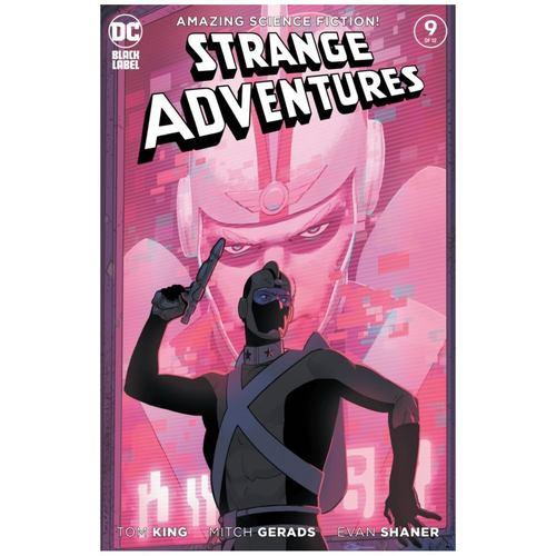 STRANGE ADVENTURES #9 (OF 12) CVR B EVAN DOC SHANER VAR (MR)