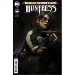 BATMAN SECRET FILES HUNTRESS #1 (ONE SHOT) CVR A IRVIN RODRIGUEZ