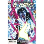 THE MAGNIFICENT MS MARVEL #8 2ND PRINT