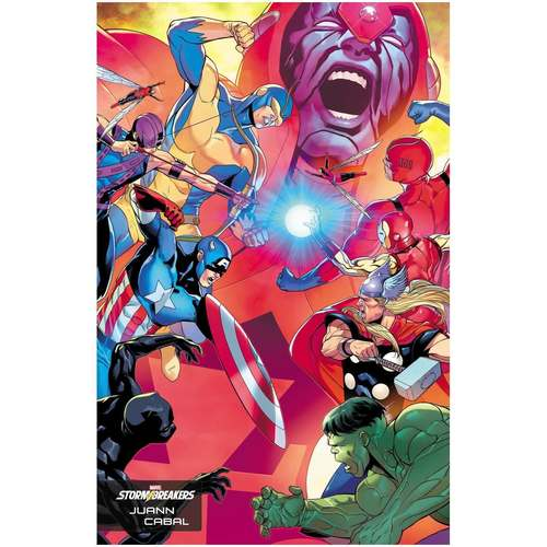 KANG THE CONQUEROR #1 (OF 5) CABAL STORMBREAKERS VAR