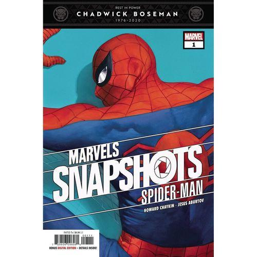SPIDER-MAN MARVELS SNAPSHOT #1
