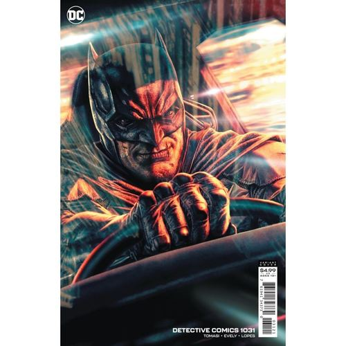 DETECTIVE COMICS #1031 CVR B LEE BERMEJO CARD STOCK VAR