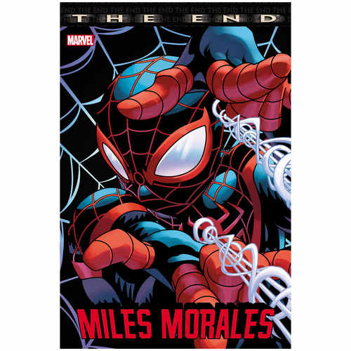 MILES MORALES THE END 1 SCOTT VAR