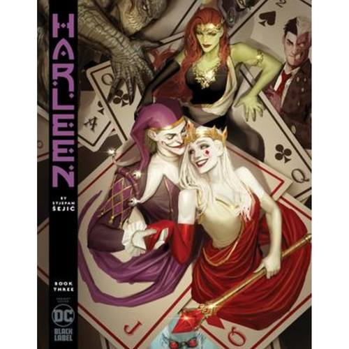 HARLEEN 3 OF 3 VAR ED MR