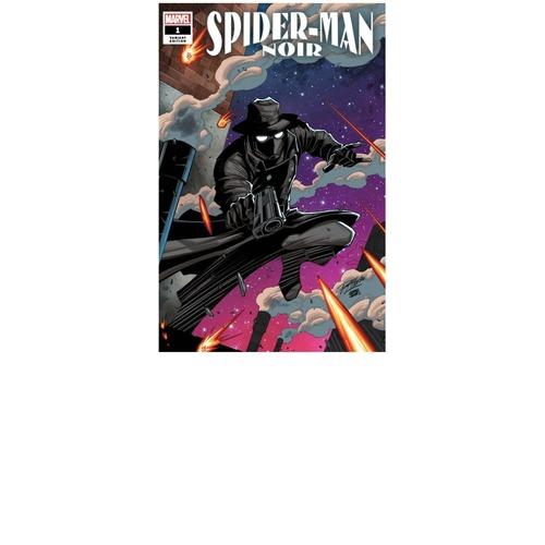SPIDER-MAN NOIR 1 OF 5 RON LIM VAR