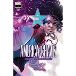 AMERICA CHAVEZ MADE IN USA #1 (OF 5) HANS VAR
