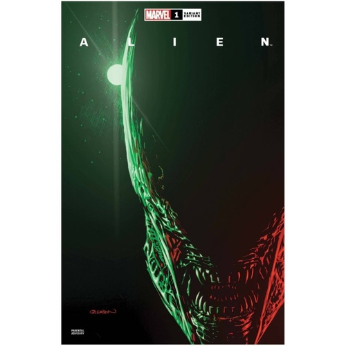 ALIEN #1 GLEASON VAR
